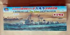 Destroyer 110 Da Lian 1/350 Trumpeter