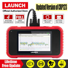 LAUNCH CRP123E OBD2 Diagnostic Scanner ABS SRS Transmission  Airbag Code Reader