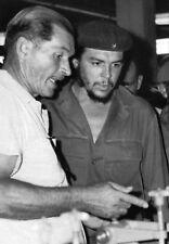 Errol Flynn Photo Hollywood Actor Che Guevara Havana Cuba 1959