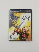Legend of Kay (Sony PlayStation 2, PS2, 2005) Complete