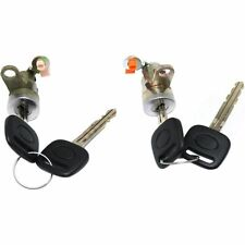 Right+Left Side New Door Lock Cylinders Set of 2 LH & RH for Toyota Tacoma Pair