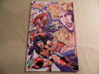 Bad Girls of Blackout Annual 1 (Black Out 1995) Free Domestic Shipping