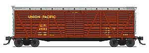 Broadway Limited 5892 HO Union Pacific Cattle Sounds K7 Stock Car