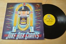 Various – Juke Box Giants Vinyl Record LP PSPLP031 1985 UK Beatles Zombies Rare