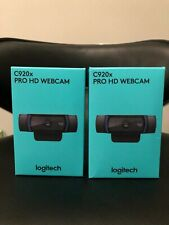 Logitech C920x Pro HD Webcam w/ Xsplit 1080p Brand New *In Hand* *Ships Today*