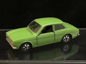 Mebetoys Mattel A53 Ford Escort Made In Italy 1/43 Scale