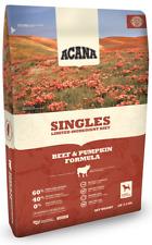 Acana Singles Beef & Pumpkin Dog Treats (1.25 oz)