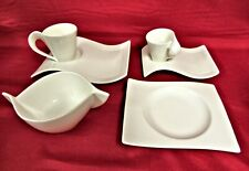 Villeroy & Boch New Wave 36pc Dinnerware Collection - MINT