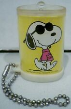 Garrity Peanuts Snoopy Joe Cool Walking Bright Disposable Flashlight