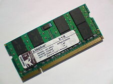 2GB DDR2-667 PC2-5300 200pin KINGSTON KVR667D2S5/2G LAPTOP SODIMM RAM MEMORY