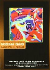 Tangerine Dream - Dantes Inferno DVD NEU OVP