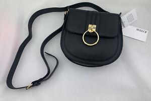JUSTFAB in Damen Tasche/umhängetasche Bag Schwarz