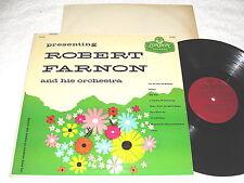 "Robert Farnon & His Orchestra ""Presenting"" 1953 LP, VG+, London LL.812, 1A/2B"