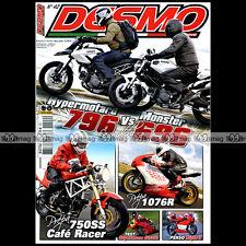 DESMO N°42 DUCATI SUPERMONO STRADA 696 MONSTER 796 HYPERMOTARD BIMOTA DB8 HB4