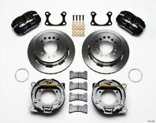 WILWOOD 140-11387 Rear Disc Brake Kit Big Ford w/Parking Brake