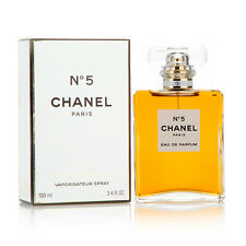 Coco Chanel No 5 - for Her Women - 5ml Travel Perfume Atomiser Spray