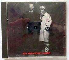 Pet Shop Boys - So Hard - 1990 US CD - EMI USA - E2-56195 - MINT