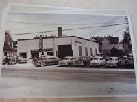 1950 'S HUDSON  HUDSON JET  DEALERSHIP   11 X 17  PHOTO  PICTURE