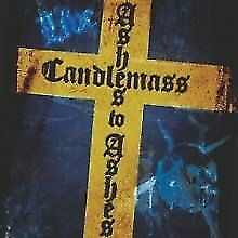 Candlemass - Ashes To Ashes NEW CD + DVD