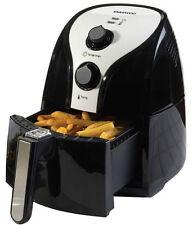 Daewoo Branded Black Health Low Fat Oil Free Rapid Air Fryer Cooker - 2.5L 1500W