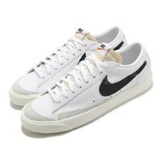 Nike Blazer Baja 77 Vintage Blanco Negro Vela Para Hombre Estilo Retro Con Zapatos informales DA6364-101