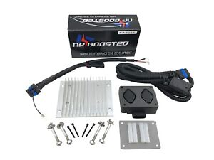 Fuel Pump Driver Module PMD and Relocation Wiring Kit for Chevy GMC 6.5L Diesel