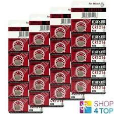 1x VARTA CR1216 Lithium Markenbatterie CR 1216 NEU