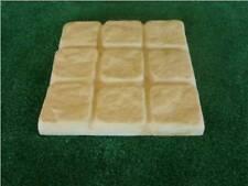 10 x  Cobblestone Garden Paver Maker Moulds Molds Mold Paving Bulk Buy NEW Patio