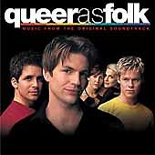 Queer As Folk; TV Soundtrack 2001 CD, Club, Dance Pop, RCA Victor Very Good
