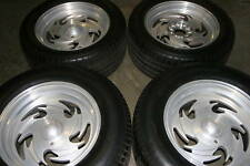 """Billet Specialties/Boyd 17"""" Alloy Wheels + Bridgestone Tires"""
