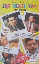HET BESTE VAN MR.BEAN  - VHS
