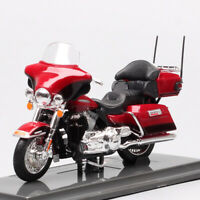 1/18 scale 2013 Harley FLHTK Electra Glide Ultra Touring motorcycle Diecasts Toy