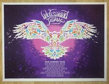 Widespread Panic Poster 2016 Summer Tour Rare!! Sold Out!!