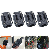 4x Universal Engine Protection Bumper Block For BMW R1200GS LC ADV F700GS F800GS