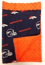 Denver Broncos Baby Fanatic Lap Blanket Super Soft