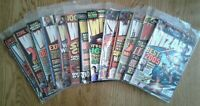 WIZARD COMICS MAGAZINES of 2006 w/ Mega Movie Issue, specific covers shown