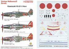Techmod 1/72 KAWASAKI Ki-61-1 Hein # 72029
