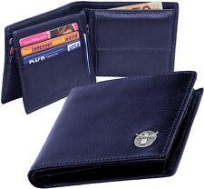 Chiemsee portefeuilles pour hommes bleu / Sac à Main Porte-monnaie Cuir