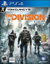 Tom Clancy's The Division (Sony PlayStation 4 PS4) - FREE SHIPPING ™