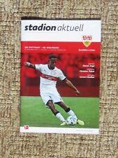Stadion Aktuell, VFB STUTTGART: VfL WOLFSBURG, 17/18