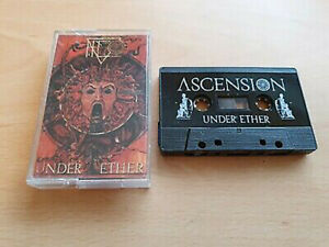 ASCENSION - under ether TAPE Music Cassette