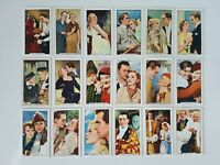 FAMOUS FILM SCENES (Set of 48) Gallaher Tobacco 1935