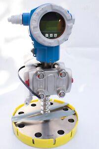 Endress + Hauser Deltabar S FMD77 Differential Pressure Transmitter Piezo Sensor