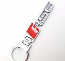 Audi RS6 Metal Keyring for RS6 S6 QUATTRO C5 C6 C7 S LINE