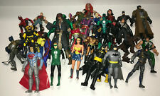 Huge Used Lot Of 35+ Action Figures (Marvel/DC Coimcs/Other). Batman & Superman.