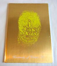 KINKI KIDS Concert Tour 2006-2007 JAPAN TOUR PROGRAM BOOK Domoto Koichi Tsuyoshi