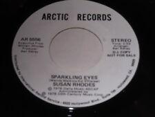 Susan Rhodes: Sparkling Eyes (Stereo / Mono) 45