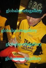 Gennady Golovkin GGG signed boxing glove World Champion Proof!