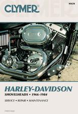 Clymer Repair Manual Harley-Davidson Shovelheads 1966-1984 M420 70-0420 27-M420