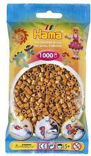 Hama - 207-21 -Sachet 1000 Perles à repasser Marron clair